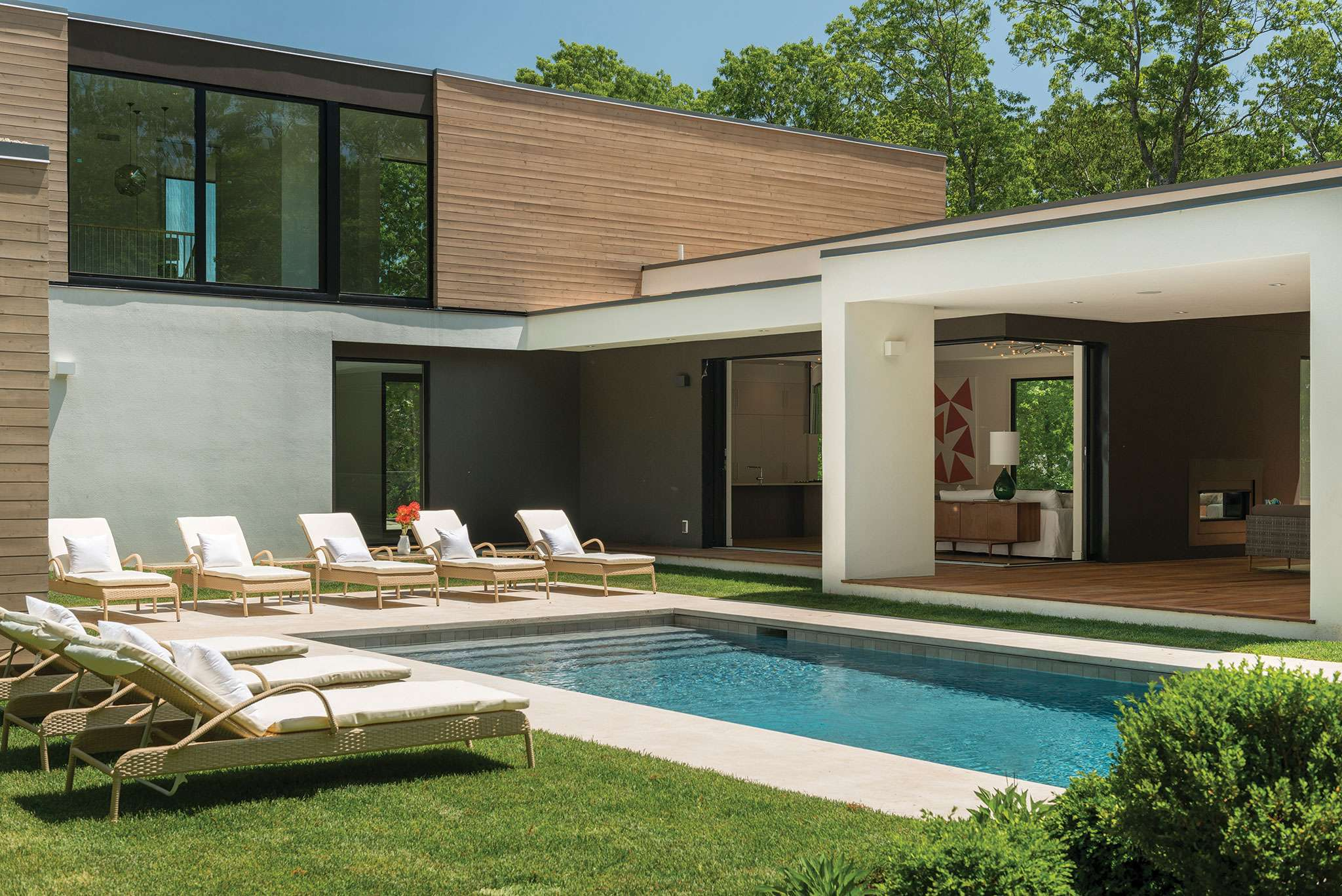 Single Family Home for Sale at New Construction Modern In Bridgehampton 2138 Scuttle Hole Road, Bridgehampton, New York
