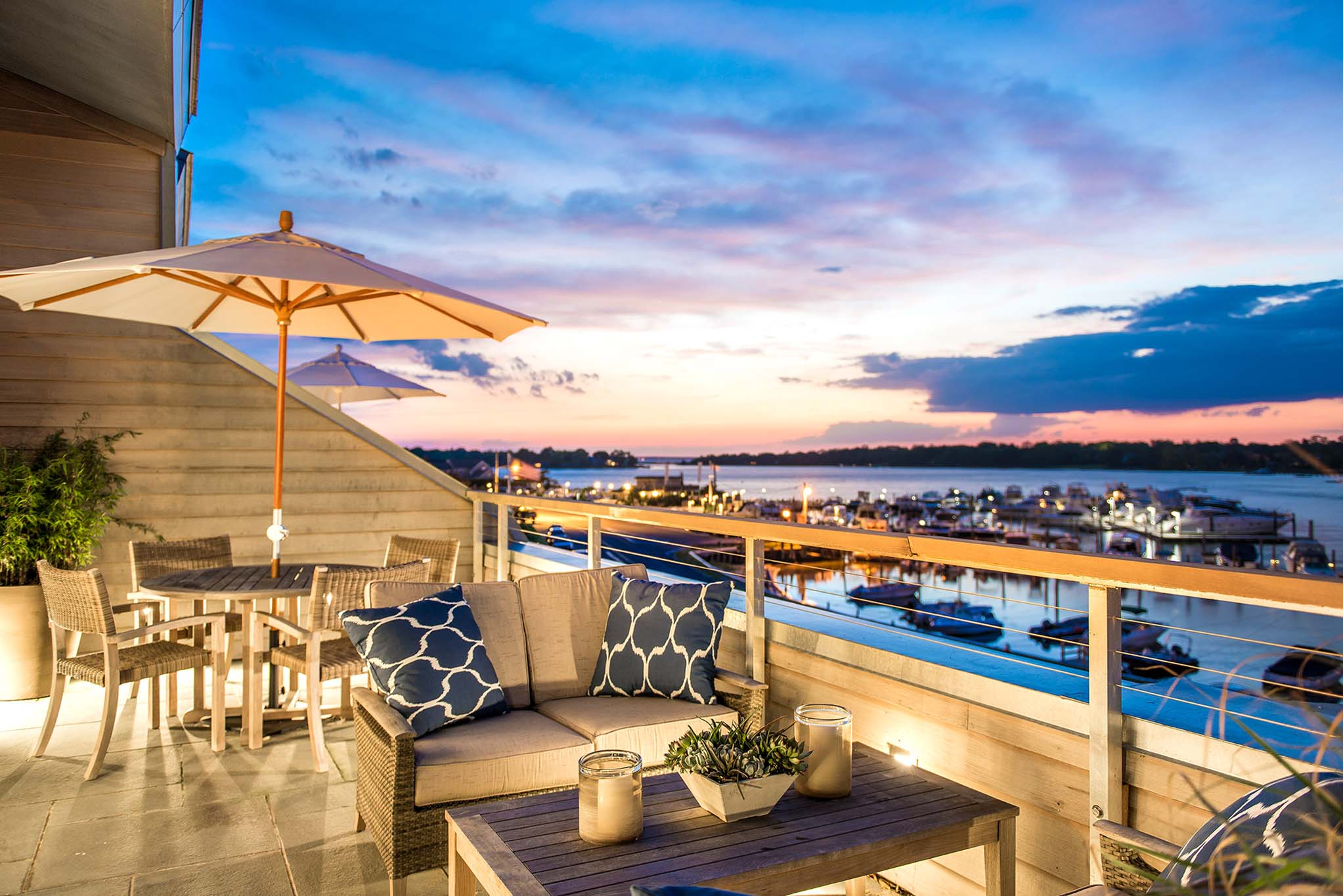 Condominium for Sale at Harbor's Edge - Resort Lifestyle In Sag Harbor 21 West Water Street, Phb, Sag Harbor, New York